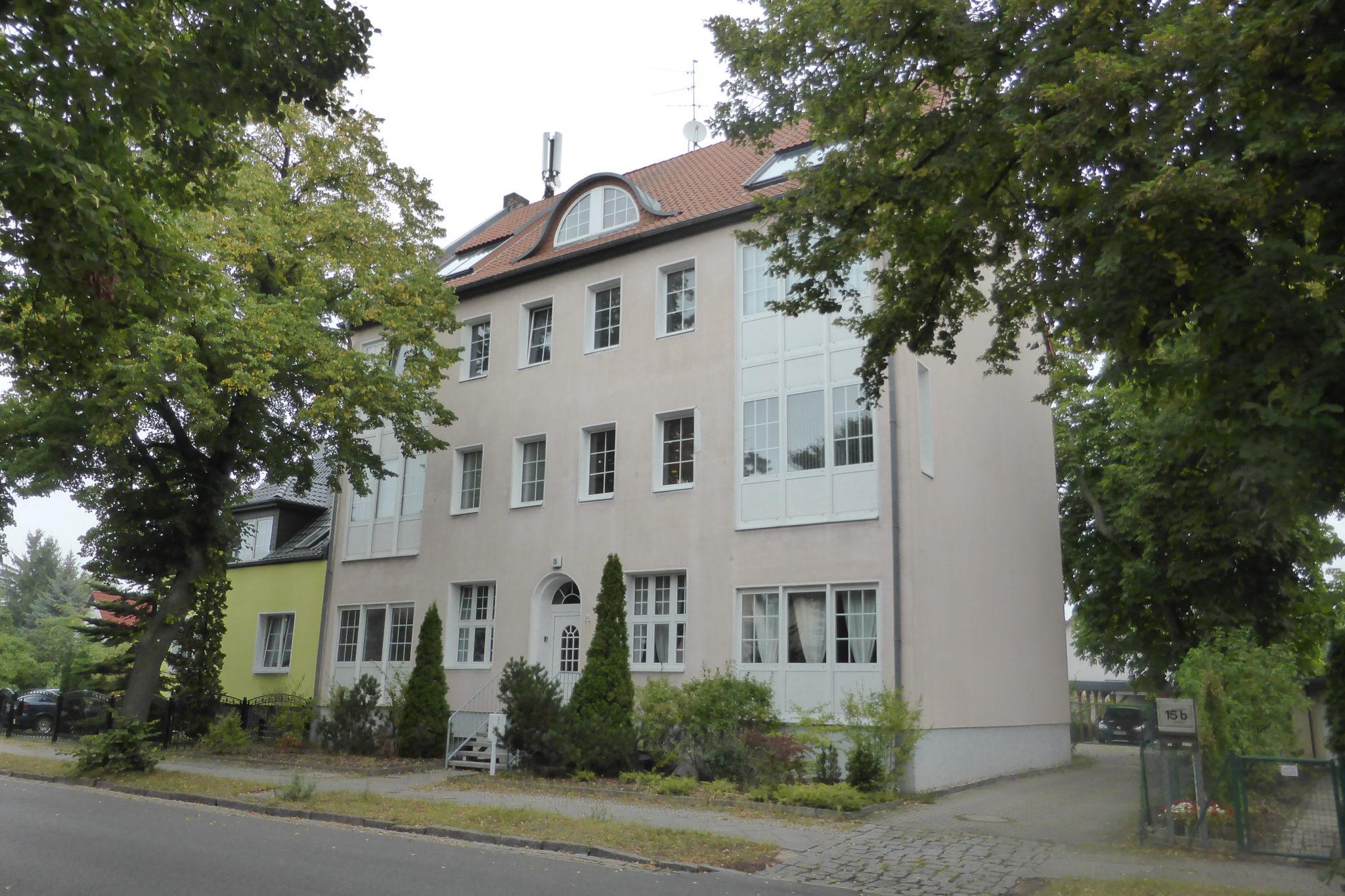 3-Zimmer-Maisonette-Wohnung in Mahlsdorf