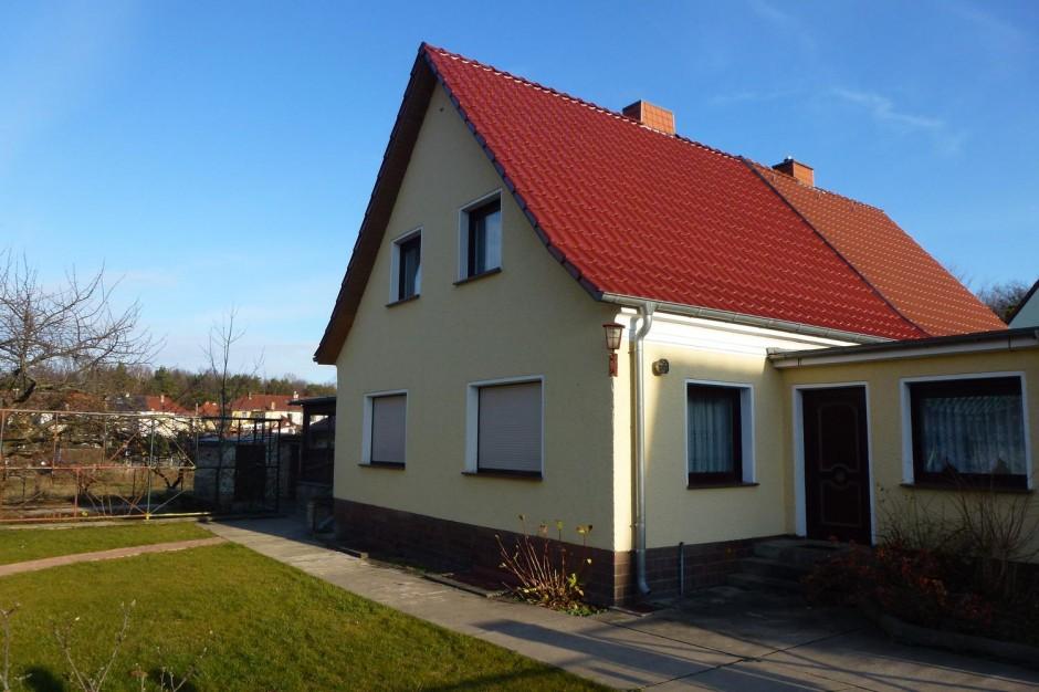 Doppelhaushälfte Rüdersdorf Kalksee