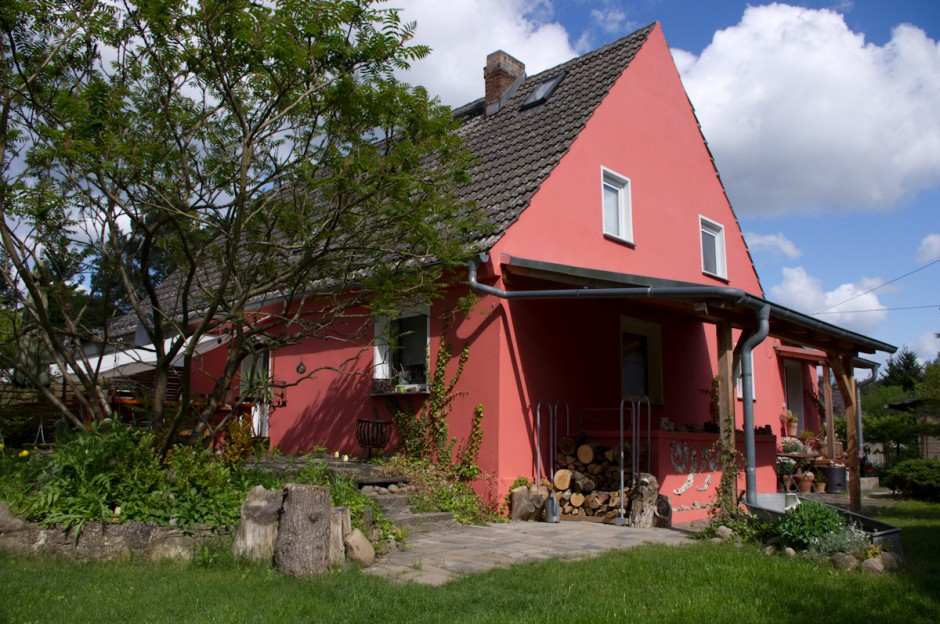 Doppelhaus Pachtgrundstück Grünheide