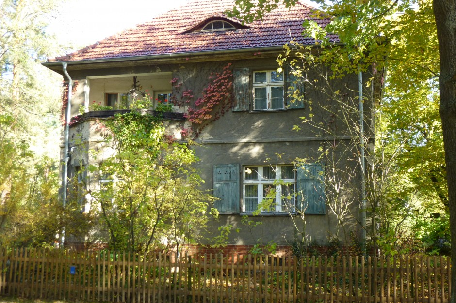 Kauf Stadtvilla Schöneiche