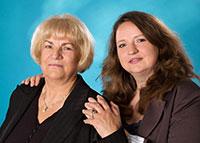 Renate Dammasch & Katharina Brecko